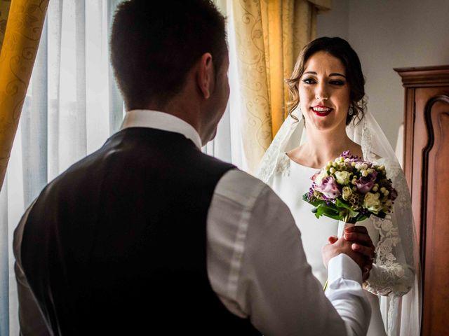 La boda de Ruben y Mª Carmen en Ventas De Zafarraya, Granada 44