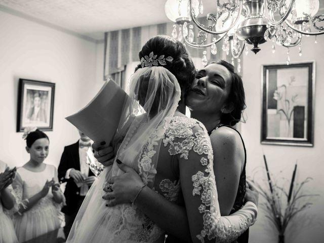 La boda de Ruben y Mª Carmen en Ventas De Zafarraya, Granada 52
