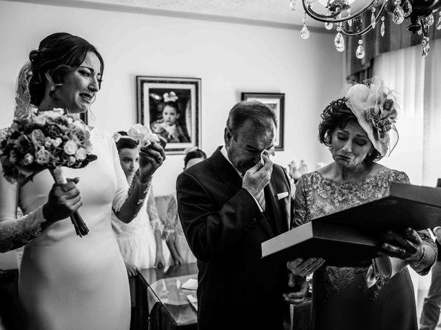 La boda de Ruben y Mª Carmen en Ventas De Zafarraya, Granada 54