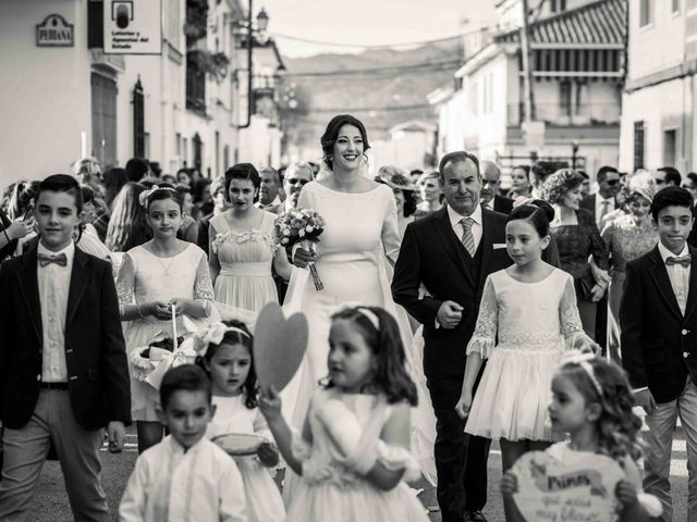La boda de Ruben y Mª Carmen en Ventas De Zafarraya, Granada 56