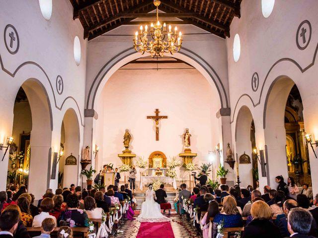La boda de Ruben y Mª Carmen en Ventas De Zafarraya, Granada 58