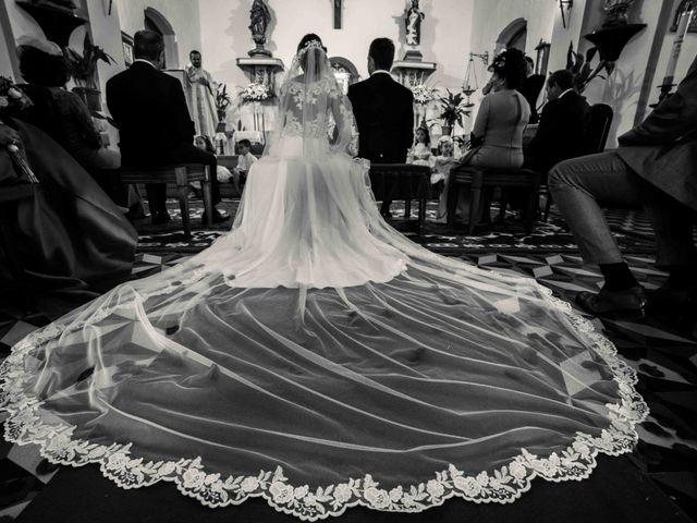 La boda de Ruben y Mª Carmen en Ventas De Zafarraya, Granada 60