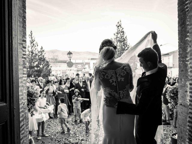 La boda de Ruben y Mª Carmen en Ventas De Zafarraya, Granada 68
