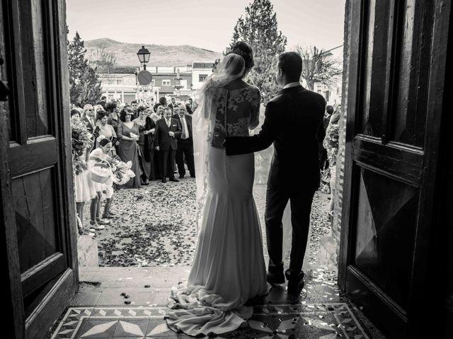 La boda de Ruben y Mª Carmen en Ventas De Zafarraya, Granada 69