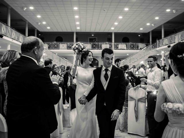 La boda de Ruben y Mª Carmen en Ventas De Zafarraya, Granada 78