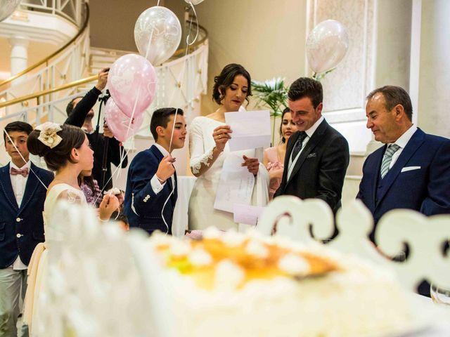 La boda de Ruben y Mª Carmen en Ventas De Zafarraya, Granada 80
