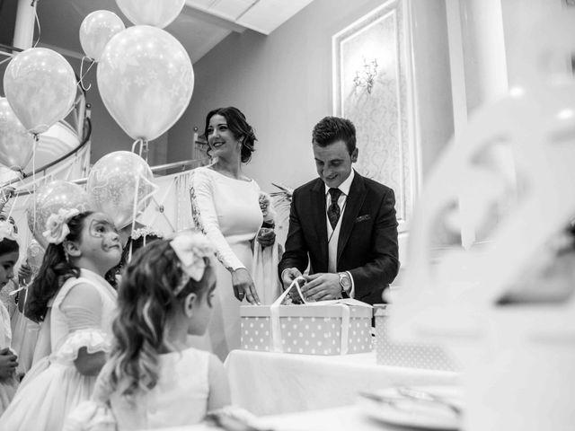 La boda de Ruben y Mª Carmen en Ventas De Zafarraya, Granada 81