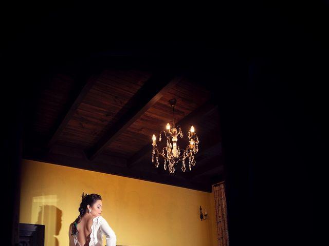 La boda de Moncho y Jenny en Rubia, Orense 12