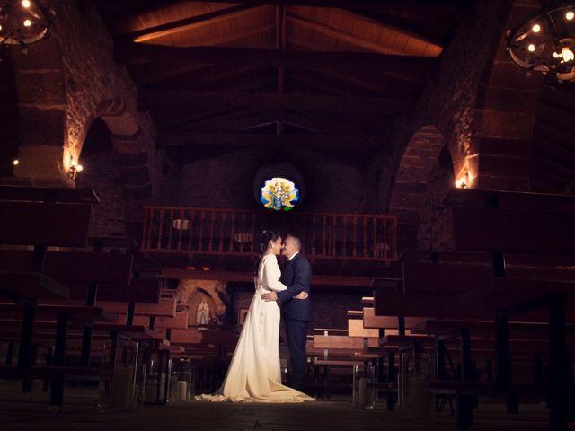 La boda de Moncho y Jenny en Rubia, Orense 1