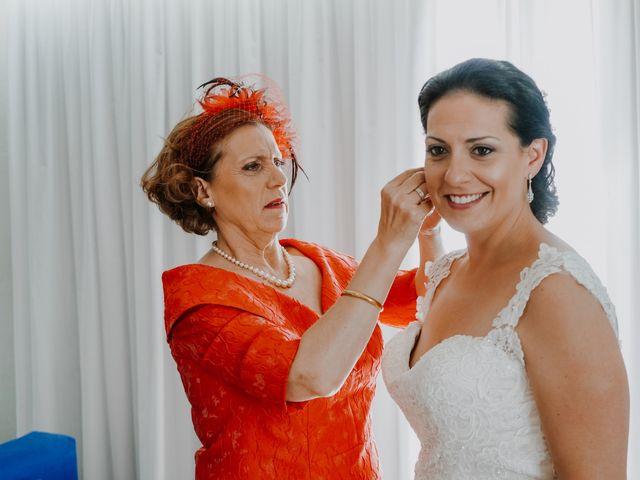 La boda de Francisco y Luisa en Aguadulce, Almería 11