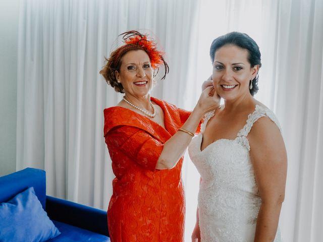 La boda de Francisco y Luisa en Aguadulce, Almería 12