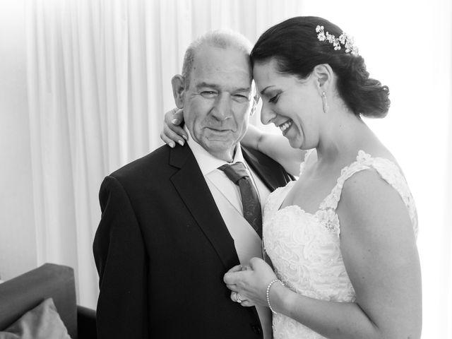 La boda de Francisco y Luisa en Aguadulce, Almería 15