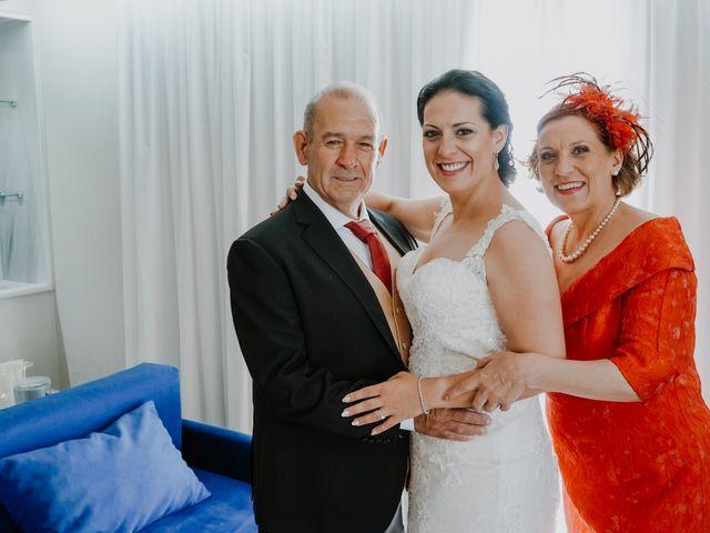 La boda de Francisco y Luisa en Aguadulce, Almería 16