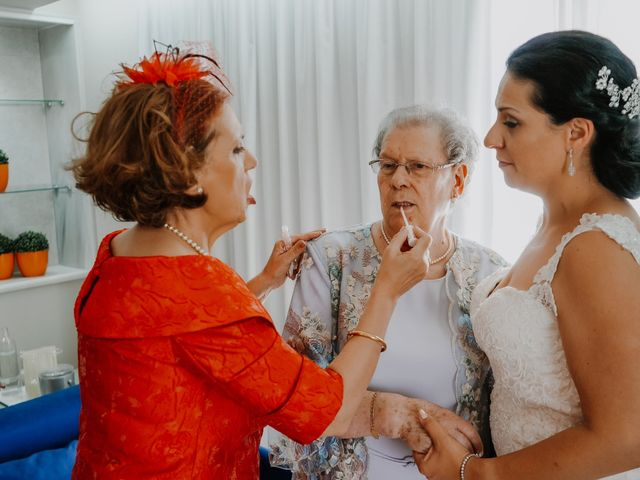 La boda de Francisco y Luisa en Aguadulce, Almería 18