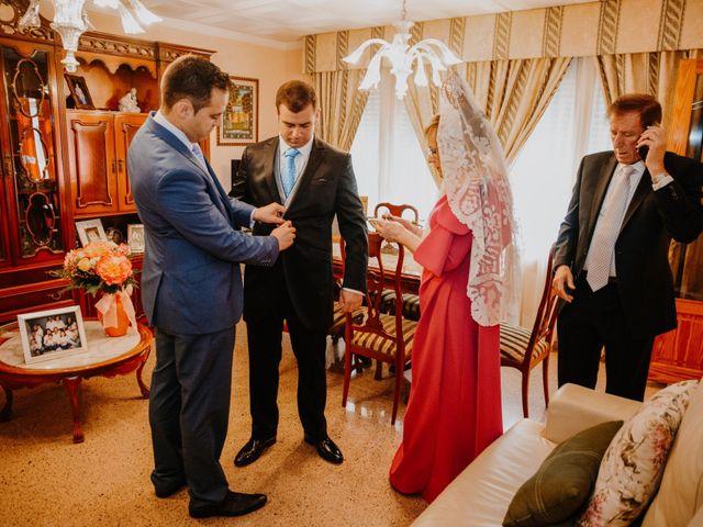 La boda de Francisco y Luisa en Aguadulce, Almería 32