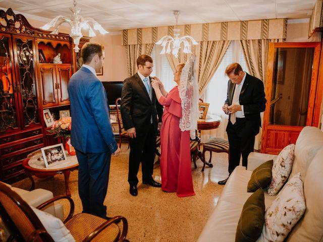 La boda de Francisco y Luisa en Aguadulce, Almería 33