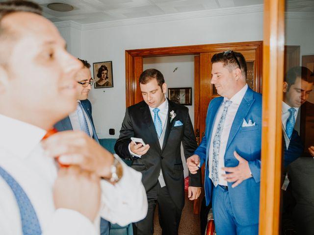 La boda de Francisco y Luisa en Aguadulce, Almería 37