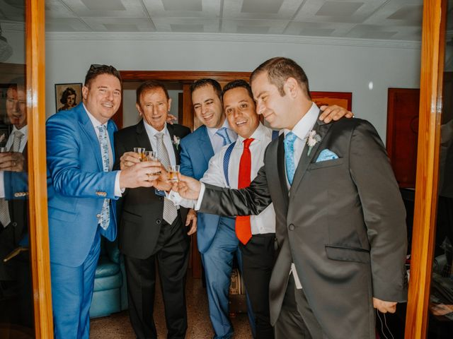 La boda de Francisco y Luisa en Aguadulce, Almería 38