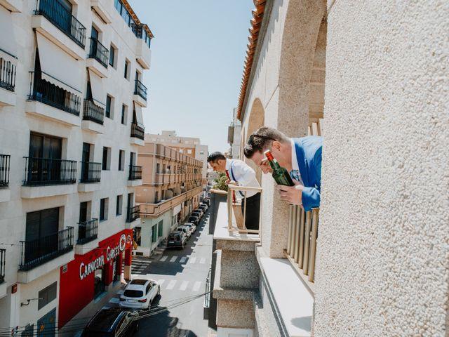 La boda de Francisco y Luisa en Aguadulce, Almería 40