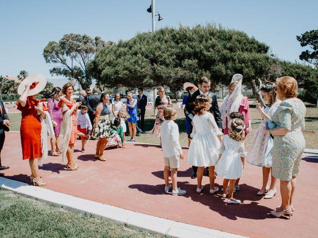 La boda de Francisco y Luisa en Aguadulce, Almería 41