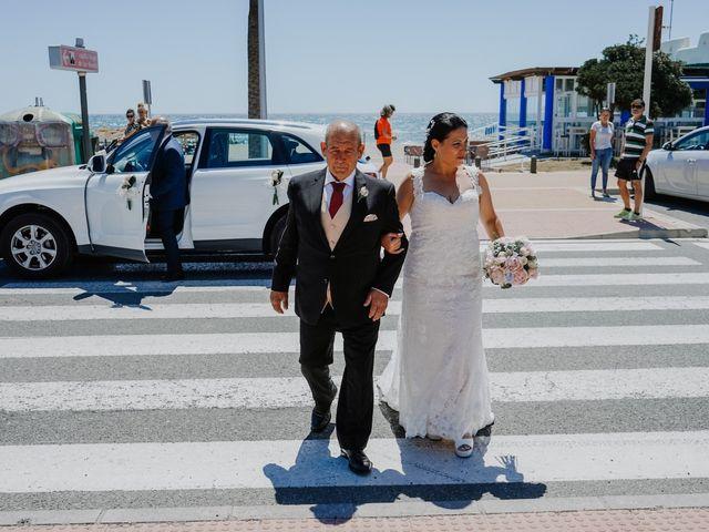 La boda de Francisco y Luisa en Aguadulce, Almería 42