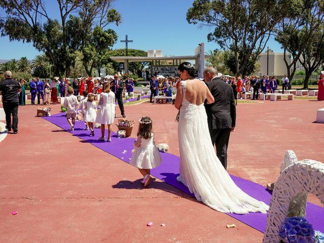 La boda de Francisco y Luisa en Aguadulce, Almería 44