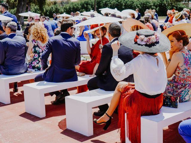 La boda de Francisco y Luisa en Aguadulce, Almería 46