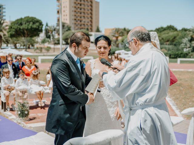La boda de Francisco y Luisa en Aguadulce, Almería 47
