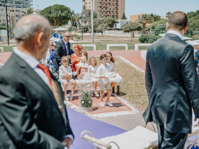 La boda de Francisco y Luisa en Aguadulce, Almería 48