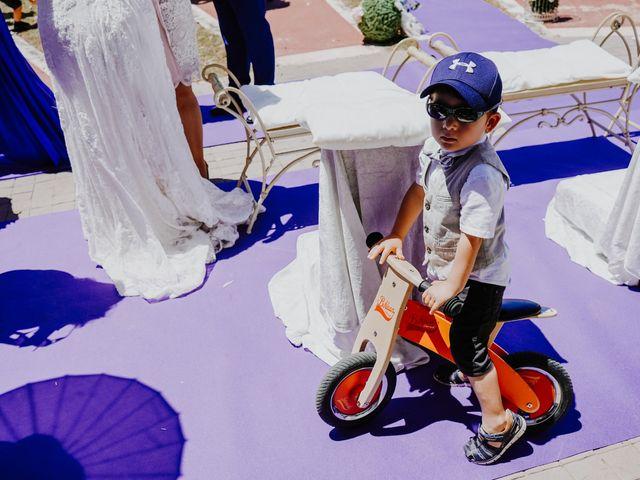 La boda de Francisco y Luisa en Aguadulce, Almería 50