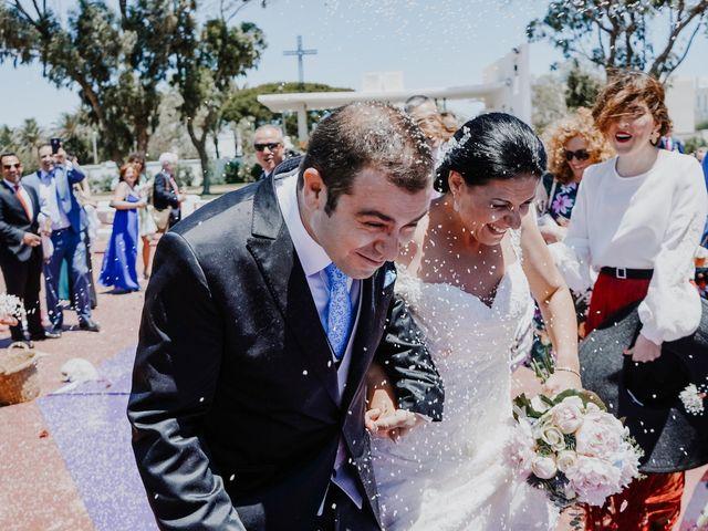 La boda de Francisco y Luisa en Aguadulce, Almería 52