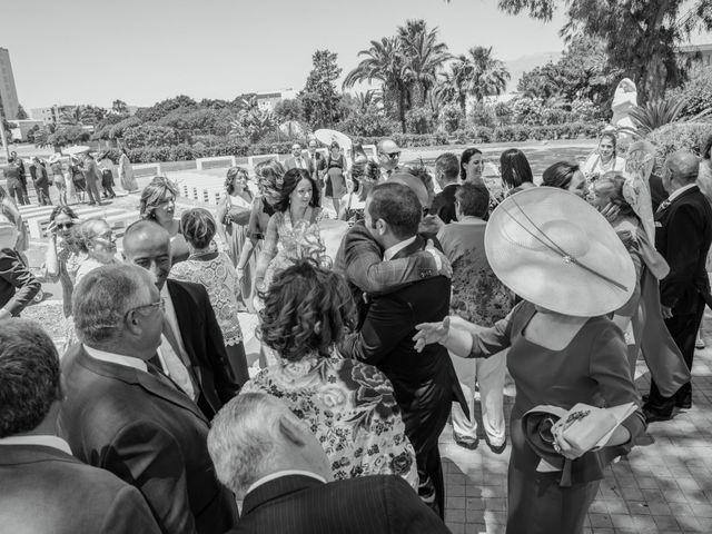 La boda de Francisco y Luisa en Aguadulce, Almería 53