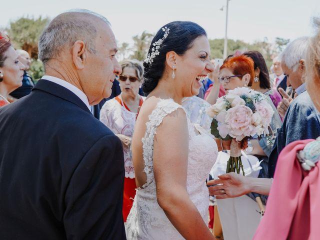 La boda de Francisco y Luisa en Aguadulce, Almería 54