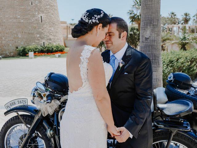 La boda de Francisco y Luisa en Aguadulce, Almería 55