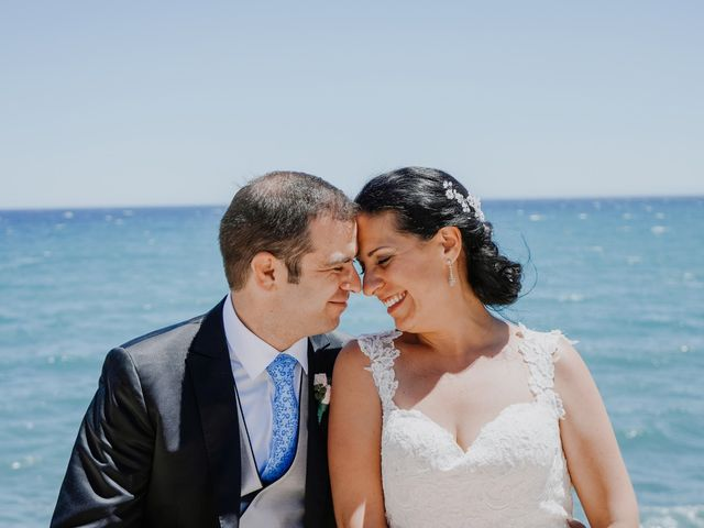 La boda de Francisco y Luisa en Aguadulce, Almería 58