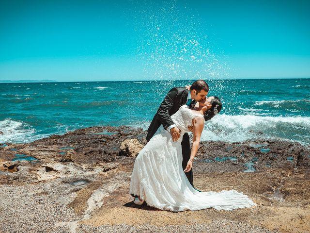 La boda de Francisco y Luisa en Aguadulce, Almería 2