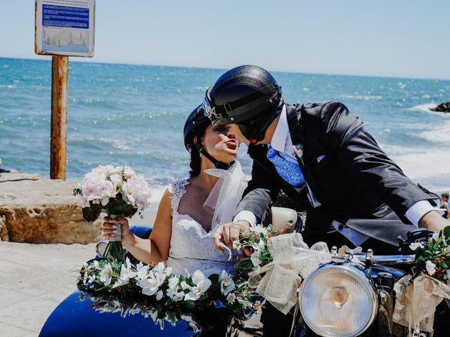 La boda de Francisco y Luisa en Aguadulce, Almería 59