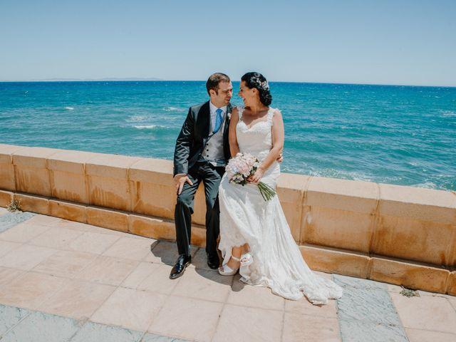 La boda de Francisco y Luisa en Aguadulce, Almería 60
