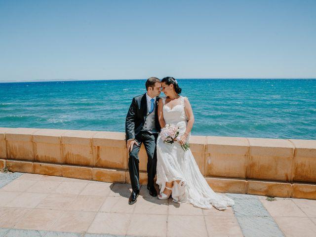 La boda de Francisco y Luisa en Aguadulce, Almería 61