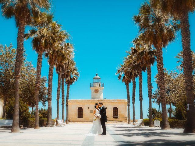 La boda de Francisco y Luisa en Aguadulce, Almería 62