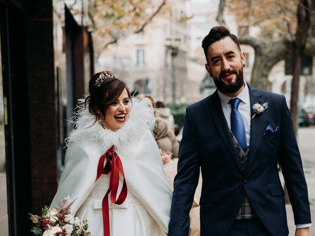 La boda de Lorena y Andy