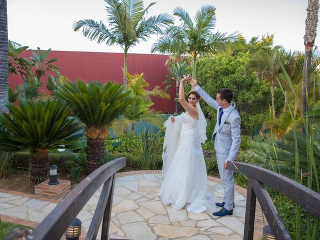 La boda de Francisco y Rocio en Marbella, Málaga 41