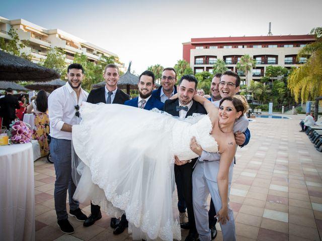 La boda de Francisco y Rocio en Marbella, Málaga 55