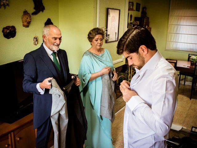La boda de Quique y Esther en Salamanca, Salamanca 7