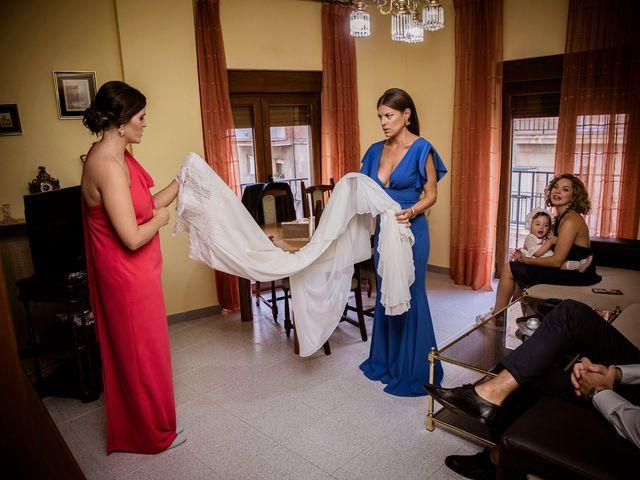La boda de Quique y Esther en Salamanca, Salamanca 23