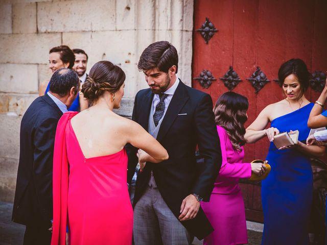 La boda de Quique y Esther en Salamanca, Salamanca 36