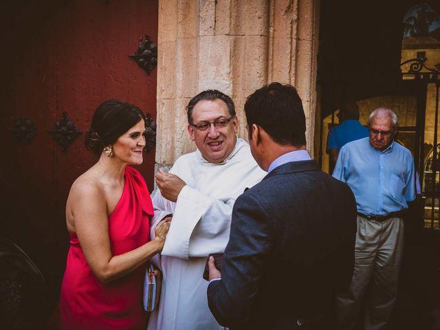 La boda de Quique y Esther en Salamanca, Salamanca 37