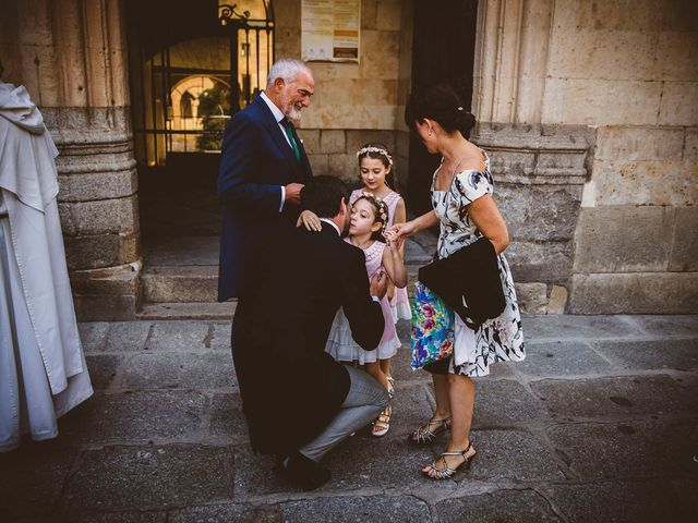 La boda de Quique y Esther en Salamanca, Salamanca 38