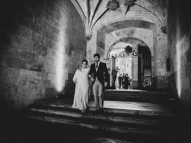 La boda de Quique y Esther en Salamanca, Salamanca 39