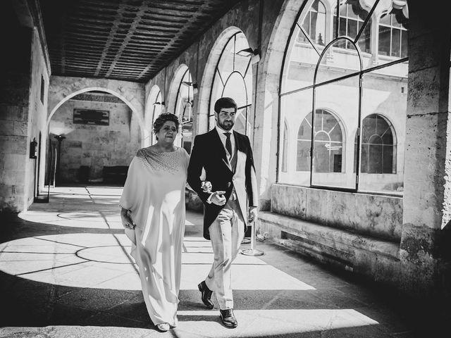 La boda de Quique y Esther en Salamanca, Salamanca 40